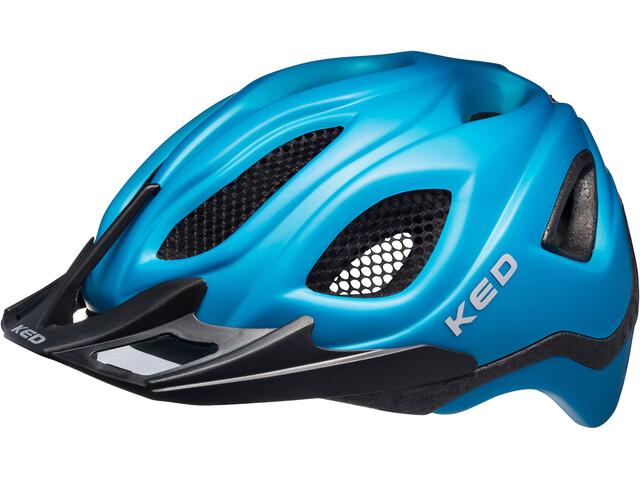 KED Certus Helmet Blue
